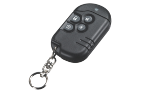 DSC Keyfob 4 button remote