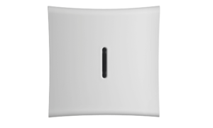 NEO wireless indoor siren, includes battery pack, PG4901, 433MHz