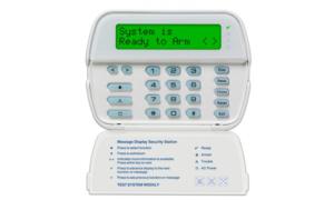 DSC 64Z LCD keypad, PK5500