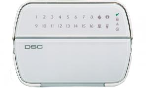 DSC 16Z LED keypad, PK5516
