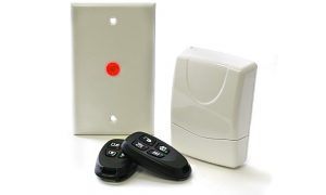 DSC Evolution KIT, receiver + 2 * 5 button remotes and 3 colour LED