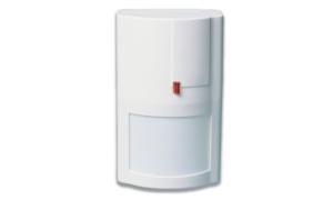 DSC wireless indoor PIR 12m 90° 433 MHZ – pet toleran
