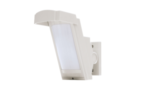 OPTEX HX40-AM 12m 85° outdoor PIR, anti-masking, high mount.