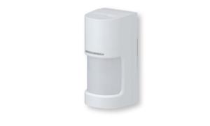 OPTEX Wireless WXI-R 12m180° O/D PIR, standard, low mount- add 3rd party TX+bat