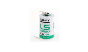 Battery SAFT Lithium 3.6V battery – for AX/SL beams