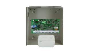 DSC 1808 8Z control plus 16Z LED keypad (exp to 16Z – add PC5108)
