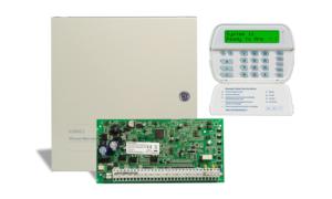 DSC 1864 8Z control + LCD keypad (exp to 64Z-add PC5108 / 8Z)