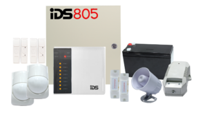 IDS 805 8 Zone Alarm Kit