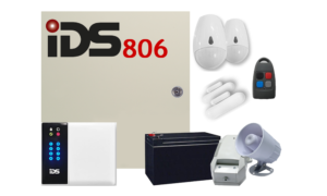IDS 806 Wireless 8 Zone Kit
