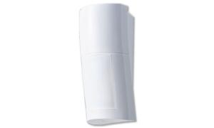 OPTEX W/L QXI-R 120° wireless quad outdoor low or high mount  PIR, standard, add 3rd party TX+batt