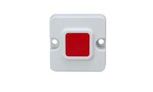 Sherlo wall mount one button transmitter, remote panic