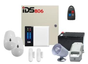 COMBO 3 – IDS 806 Wireless Alarm Kit