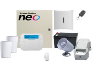 COMBO 9 – DSC NEO Wireless alarm kit