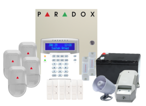 COMBO 6 – PARADOX MG5050 Wired kit
