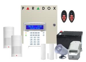 COMBO 8 – PARADOX MG5050 Wireless kit